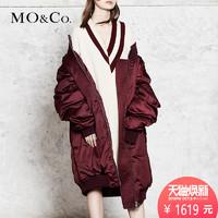 20日0点:MO&Co. 摩安珂 MA173EIN107 女士羽绒服
