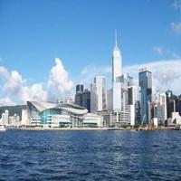 历史低价、微信专享:香港航空 上海-香港5天往返含税机票