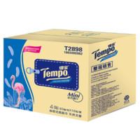 Tempo 得宝 Mini系列抽纸 4层80抽*18包(133*195mm)
