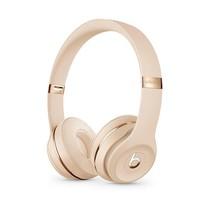 Solo3 Wireless 头戴式耳机 丝缎金