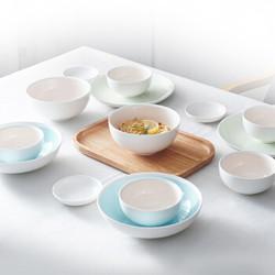 佳佰 JB1024 陶瓷餐具套装 12头