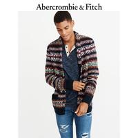 Abercrombie & Fitch 230450-1 男士图案披肩式开衫 (XL)