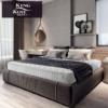 美国金可儿(Kingkoil) 高箱床专属薄床垫 双人弹簧硬床垫 硬款 琥珀L 席梦思床垫 白色 1800*2000*200 5399元