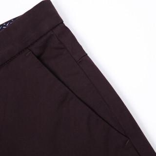 Semir 森马 13316271201 男士纯色修身休闲长裤