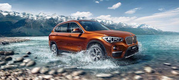 购车必看:BMW 宝马  X1 线上专享优惠 购车礼+金融优惠