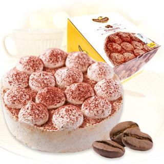 CHEESEBERRY 芝士百丽 冷冻芝士蛋糕 提拉米苏味 生日蛋糕 350g