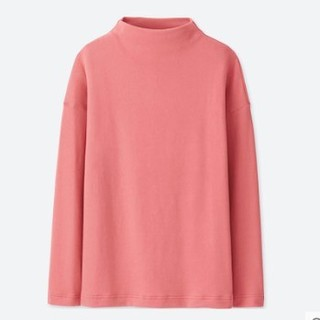UNIQLO 优衣库 408755 女士高领T恤