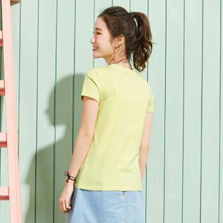 Semir 森马 12216000043 女士短袖T恤