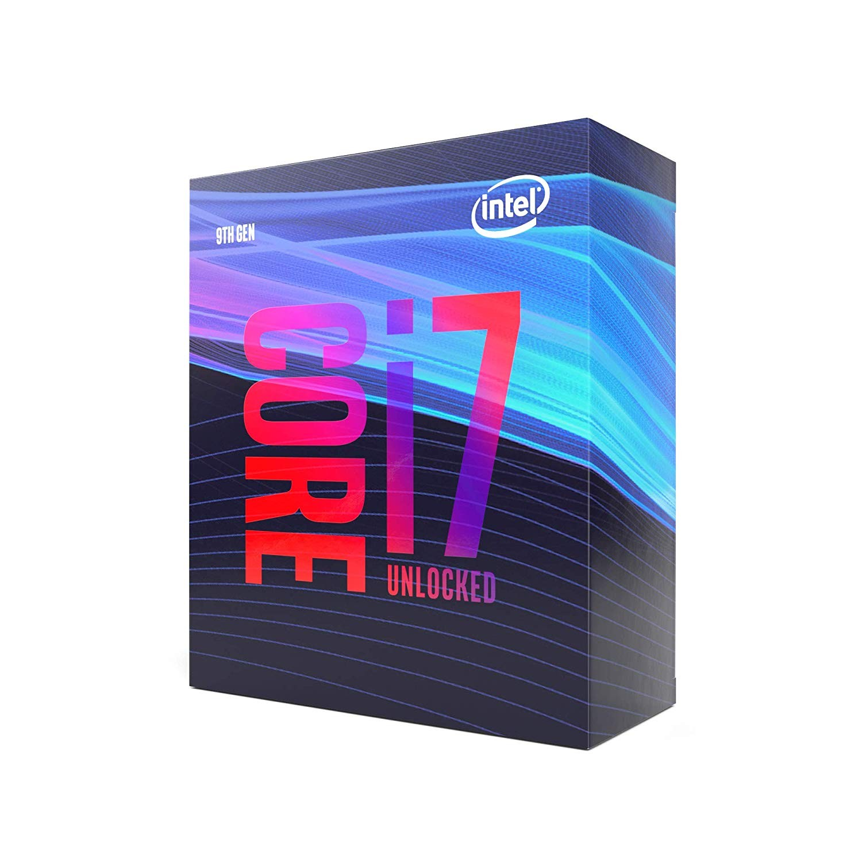 intel 英特尔 酷睿 i7-9700k CPU处理器 3.6GHz
