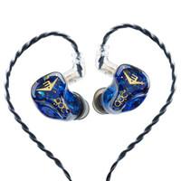QDC Anole V3 变色龙 三单元动铁入耳式耳机