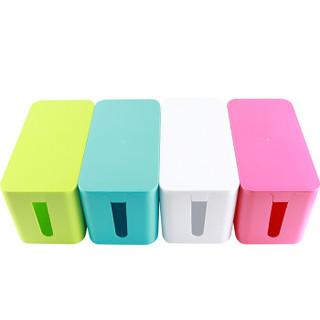 Etman 英特曼 理线盒 排插收纳盒 白色