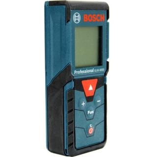 博世(Bosch) GLM4000 手持40米多功能红外线激光测距仪高精度电子尺测量工具
