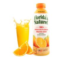 佛罗瑞达 NFC果汁 100%鲜榨橙汁含果肉 1L