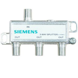 SIEMENS 西门子 5UH84251NC53 电视信号分支器 一进三出