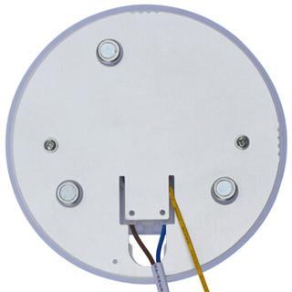 HD LED吸顶灯改造灯板 LED模组 卧室阳台灯光源快换式芯片改装灯板 12W 白光