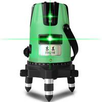 东美 Dongmei 绿光水平仪激光5线 红外线水平仪强光打线高精度投线仪 DM-5XL