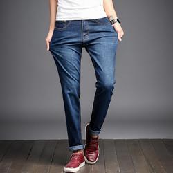 BOOXCOCK 男士直筒牛仔裤 *2件