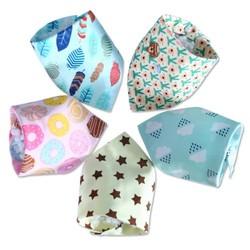 欣享 婴儿口水巾 10条装