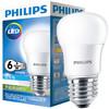 PHILIPS 飞利浦 LED球泡 E27大口 白色 6W 9.9元