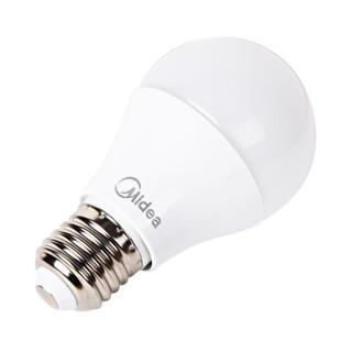 Midea 美的 LED球泡 E27螺口 白光 7w*5支