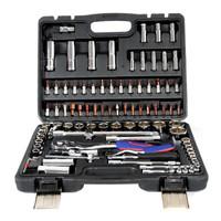 万克宝(WORKPRO)W003027N 套筒套装多功能棘轮扳手工具组套94件套 维修工具