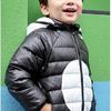 芙瑞诺 小企鹅连帽羽绒服 *3件 299.7元(合99.9元/件)