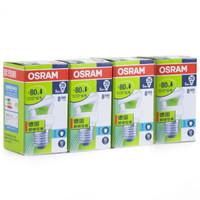 OSRAM 欧司朗 迷你螺旋节能灯5 E27大口 6500K 5W*4支