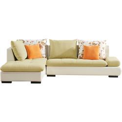 全友家私 现代简约沙发组合 102210 3+转