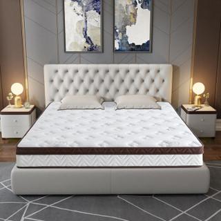 顾家家居 KUKA 椰棕床垫 整网独立袋装分区弹簧床垫 静音护脊席梦思床垫1.8米 3D爵士 DK.M1002 180*200CM