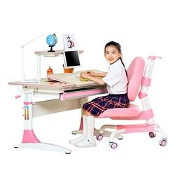 心家宜 手摇机械升降儿童学习桌椅  M112_M207