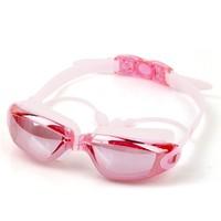 佑游 电镀游泳眼镜+鼻夹+耳塞 3色可选