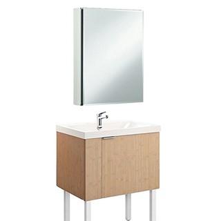 历史低价、中亚Prime会员 : KOHLER 科勒 K-45472T-BWP 陶比浴室柜