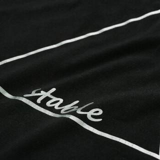 Markless TXA7662M 男士圆领短袖T恤