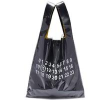 新品发售:Maison Margiela 中性款印花手提包