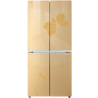 TCL BCD-389BR62  十字对开门冰箱  389升