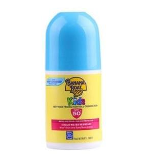 BananaBoat 香蕉船 儿童滚珠型防晒霜 SPF50+ 蓝色款 75ml/瓶