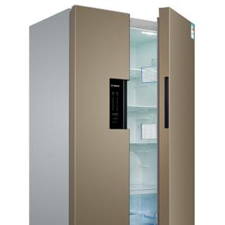 BOSCH  博世 BCD-608W(KAN92ENQTI)  对开门冰箱  608升