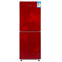 SKYWORTH  创维 BCD-203G 203升 两门冰箱(红)