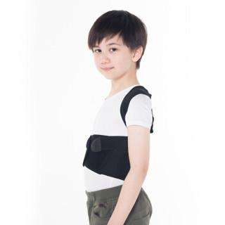 背背佳(babaka)U9款矫姿带脊椎矫正纠正驼背矫正带 成人儿童通用款男女隐形护腰矫正衣 XL