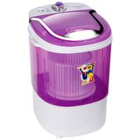 Little Duck 小鸭牌 XPB28-1628 紫色 迷你洗衣机