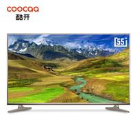 coocaa 酷开 55U3 55英寸 4K超高清 液晶电视