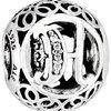 Pandora 潘多拉 丹麦品牌 复古H925银字母串饰791852CZ 279.7元