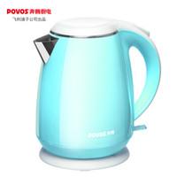 POVOS 奔腾 PK1508 电热水壶 (1.5L、粉绿色)