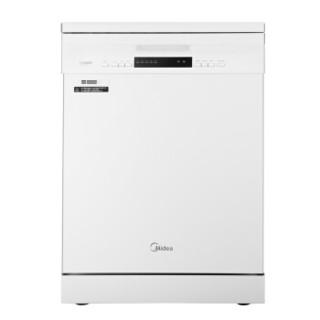美的(Midea)13套 热风烘干 独嵌两用 洗烘一体 家用独立式智能除菌洗碗机 Q7