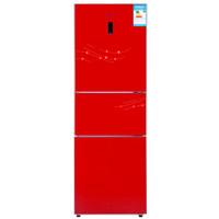 AUCMA  澳柯玛 BCD-221MXNE 221升 三门冰箱