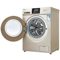 LittleSwan 小天鹅 TG100V120WDG 滚筒洗衣机 (金色、10KG)