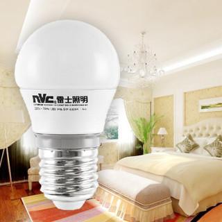nvc-lighting 雷士照明 LED球泡 E27大口