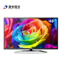 THTF 清华同方 LE-48TL5500 48英寸 液晶电视 黑色