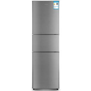 AUCMA  澳柯玛 BCD-216MSHA 三门冰箱 216升