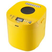 ACA  北美电器 AB-P10B  1000g  面包机(黄色)